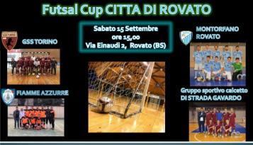 FUTSAL CUP ROVATO