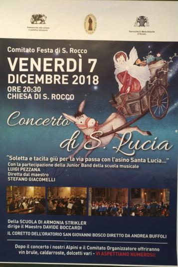 concerto S.Lucia 2018