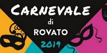 CARNEVALE DI ROVATO 2019