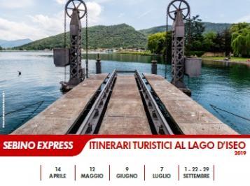 SEBINO EXPRESS - ITINERARI TURISTICI AL LAGO D'ISEO