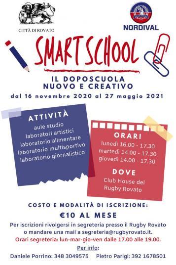 SMART SCHOOL - IL DOPOSCUOLA NUOVO E CREATIVO