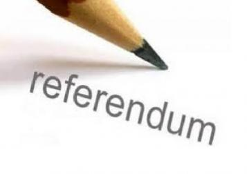 Referendum provinciale 18 novembre 2018