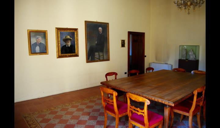 La sala giunta o sala Calca