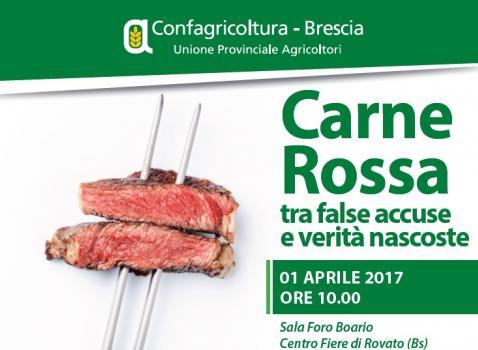CARNE ROSSA TRA FALSE ACCUSE E VERITA' NASCOSTE