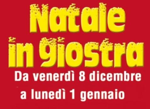 NATALE IN GIOSTRA