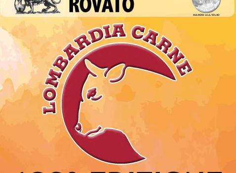 LOMBARDIA CARNE 129ª EDIZIONE