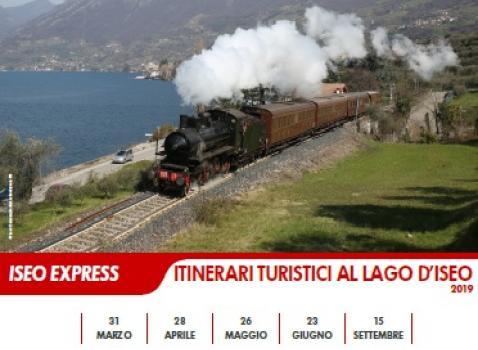 ISEO EXPRESS - ITINERARI TURISTICI AL LAGO D'ISEO
